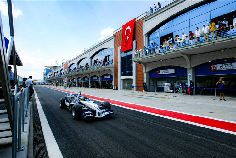 Formula 1™ returns to Turkey after nine years!