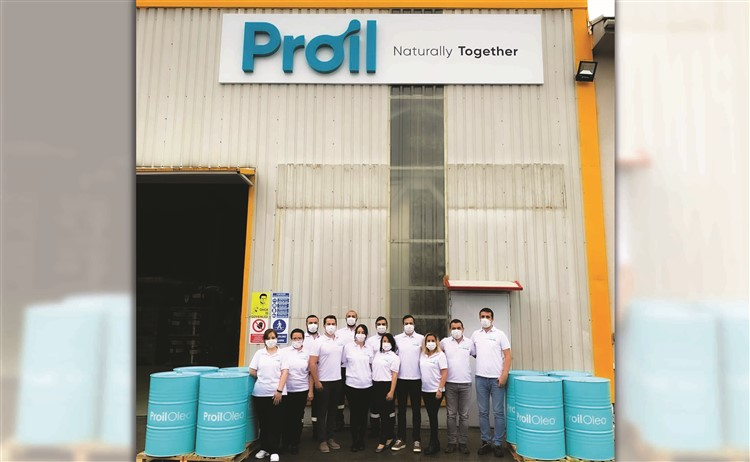 Proil offers bio-based solutions for industrial needs