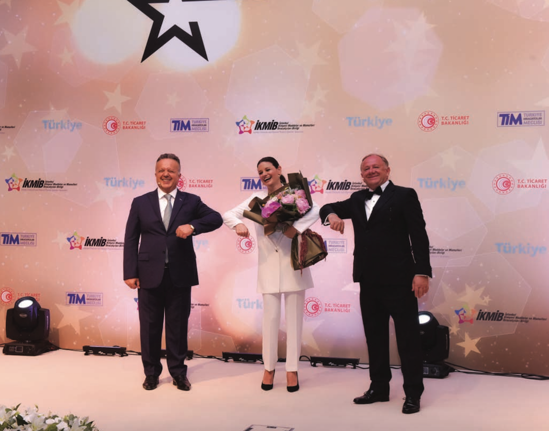'Stars of Export' announced at an online awards ceremony