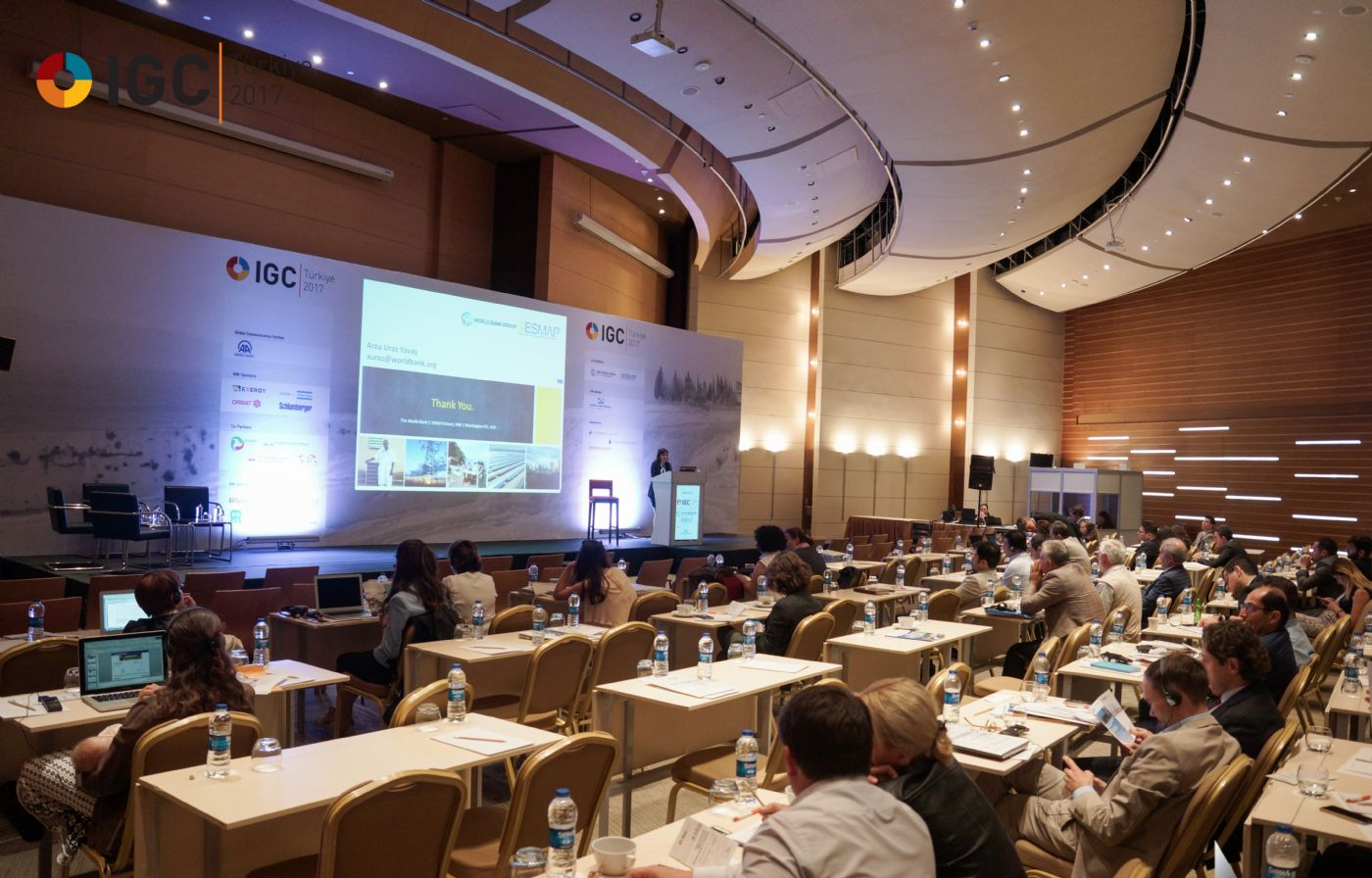 IGC Turkey brings together the geothermal industry in Ankara
