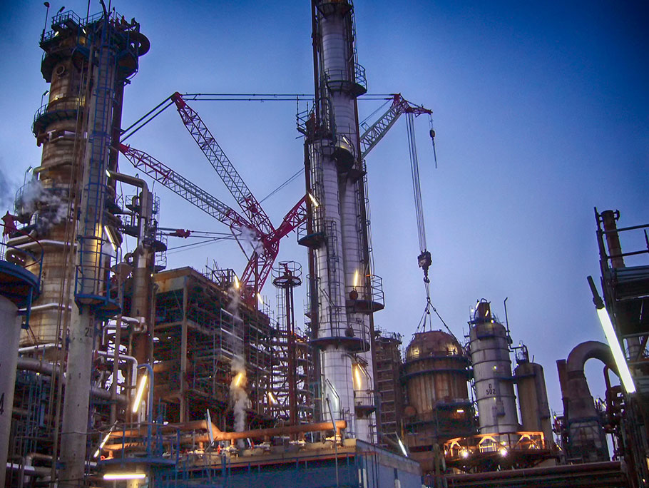 Esso Italiana reaches agreement to sell Augusta Refinery to SONATRACH