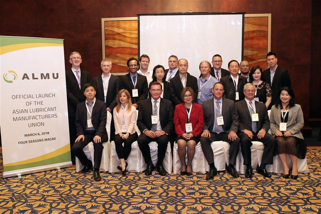 Asian Lubricant Manufacturers Union launched