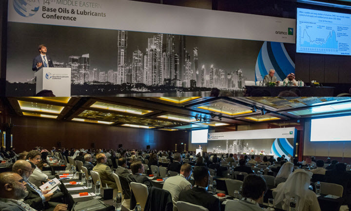 15th ICIS Middle Eastern Base Oils & Lubricants Conference to take place on 15-19 October in Dubai