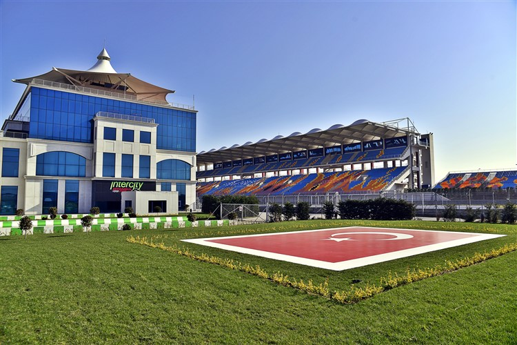 Formula 1 returns to Intercity Istanbul Park