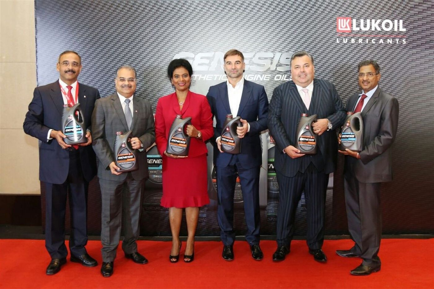 Lukoil launches its Genesis motor oils in UAE market